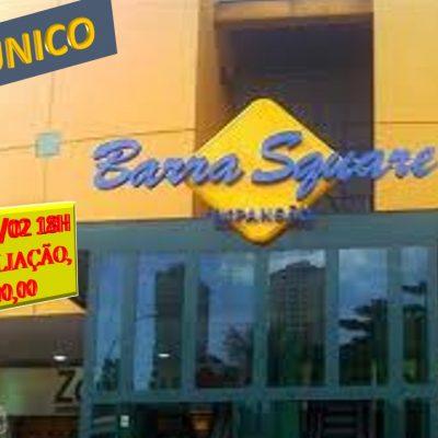 BARRA SQUARE UNICO