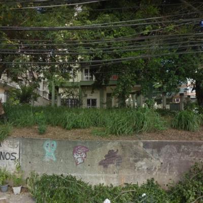 Rua Maricá 400